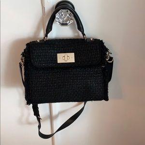 Late Spade Tweed Cross body or shoulder bag